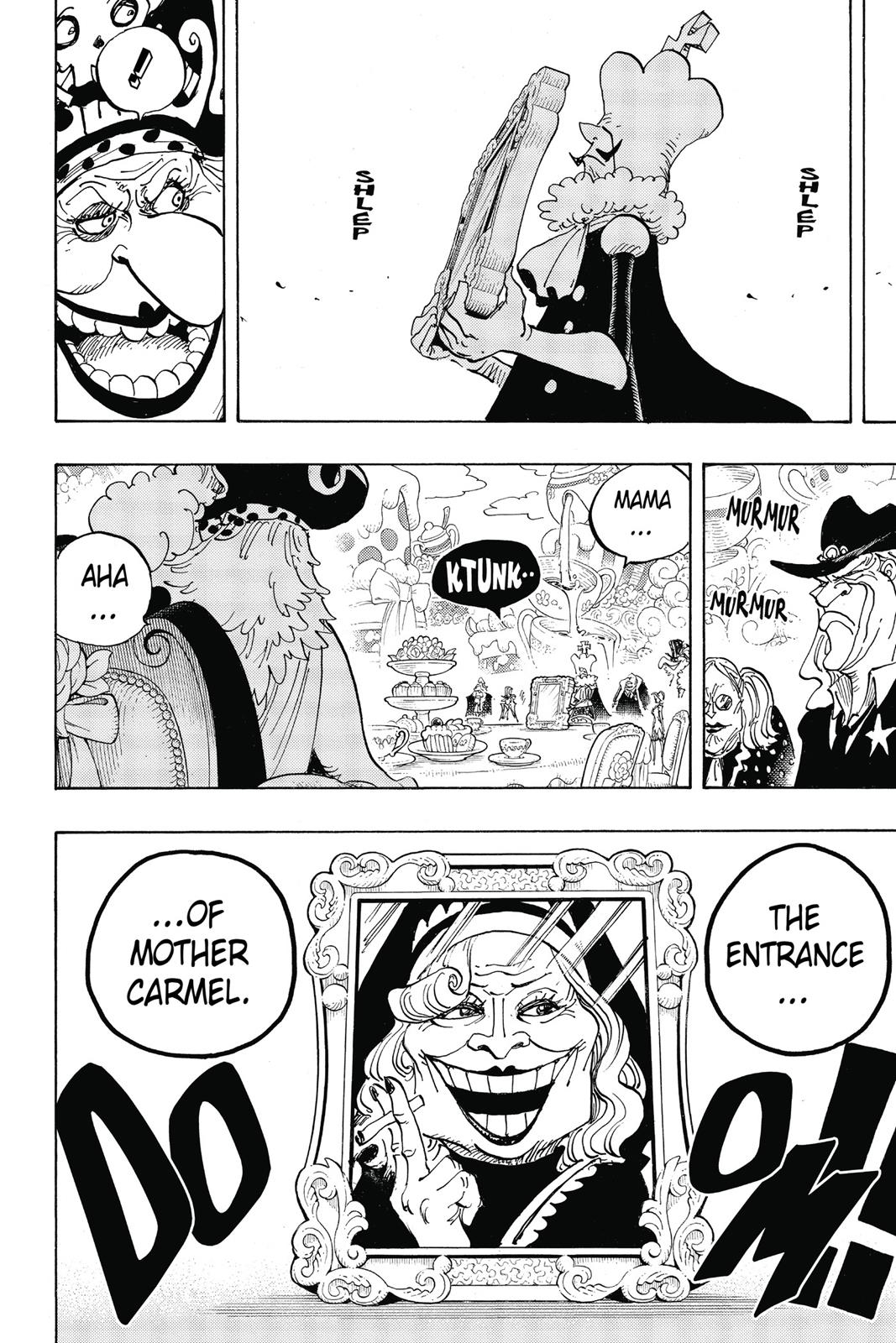 One Piece, Chapter 861 image 004