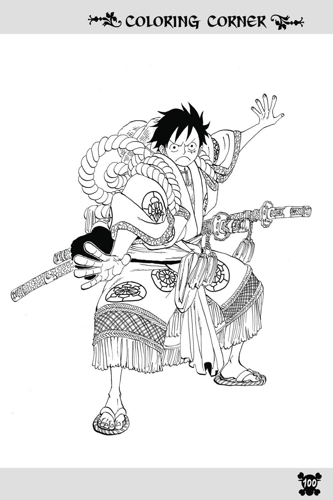 One Piece, Chapter 800 image 014