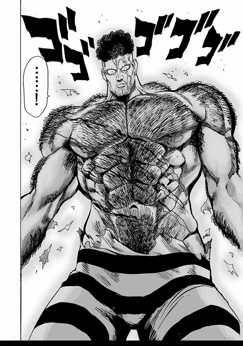 One Punch Man, Chapter Onepunch-Man 105 image 032