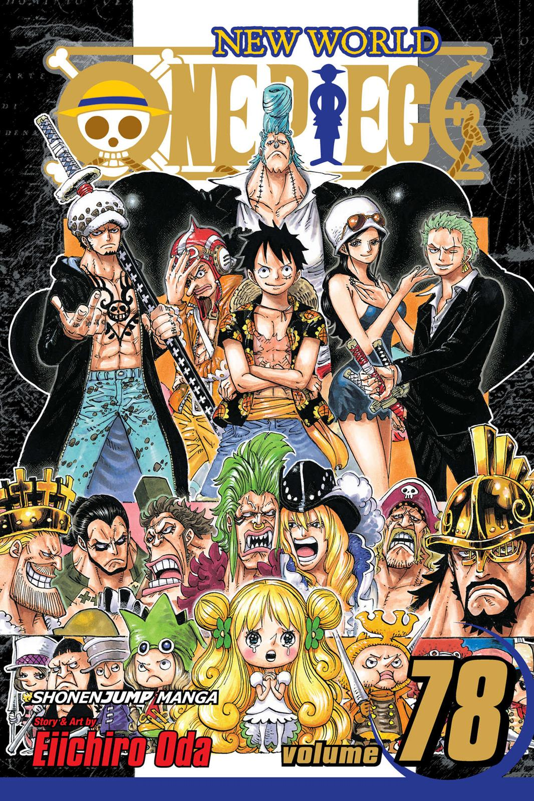 One Piece, Chapter 776 image 001