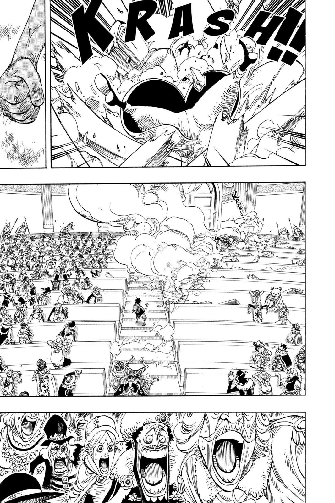 One Piece, Chapter 503 image 011