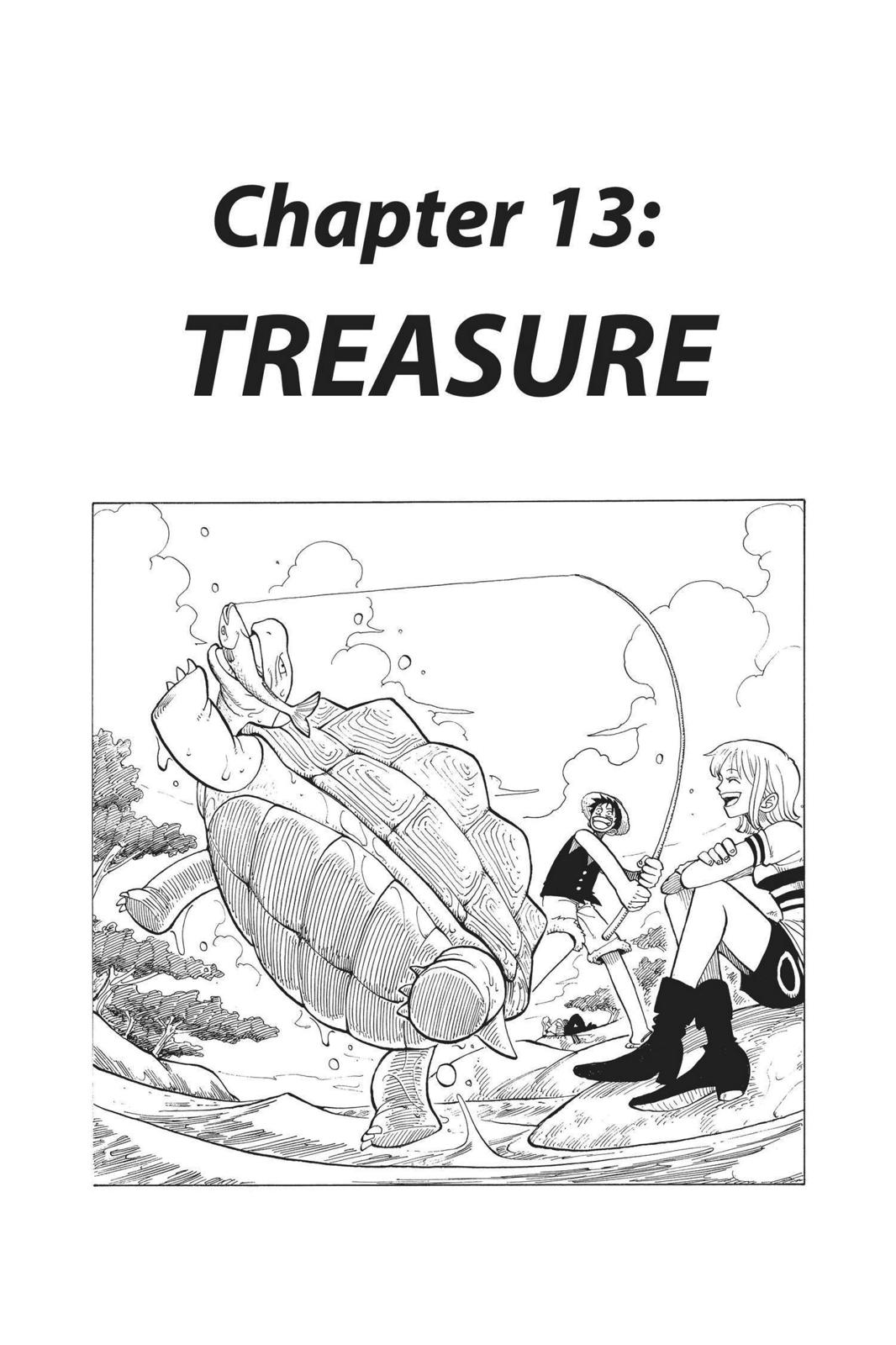 One Piece, Chapter 13 image 001