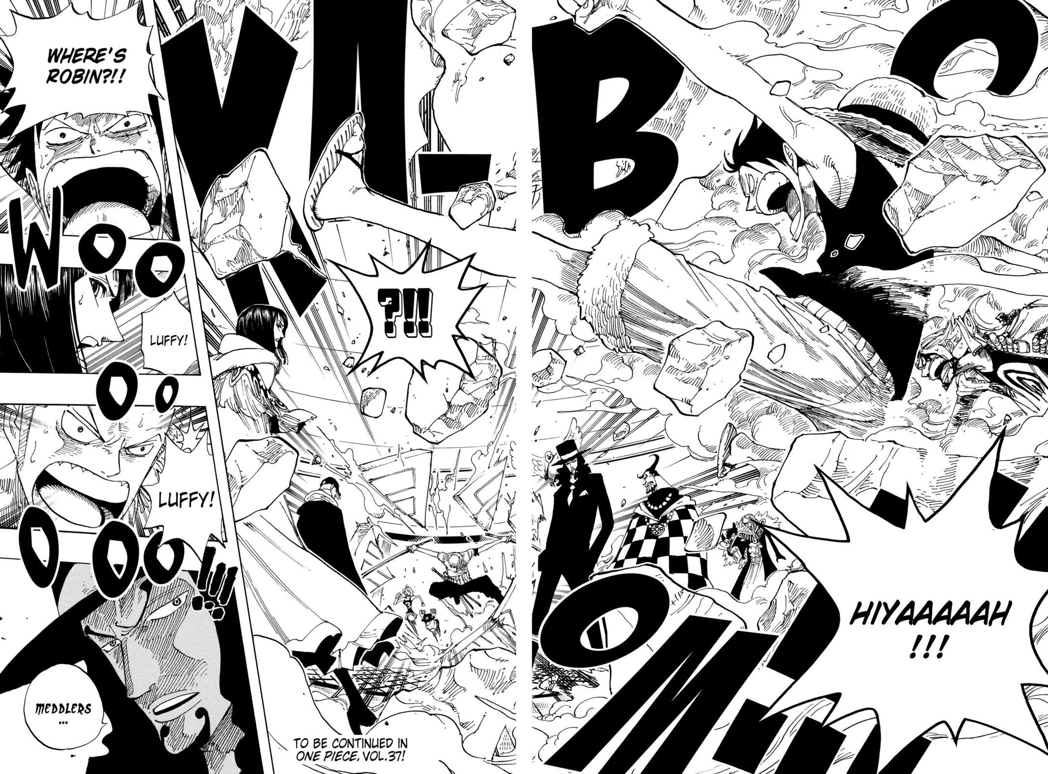 One Piece, Chapter 346 image 018
