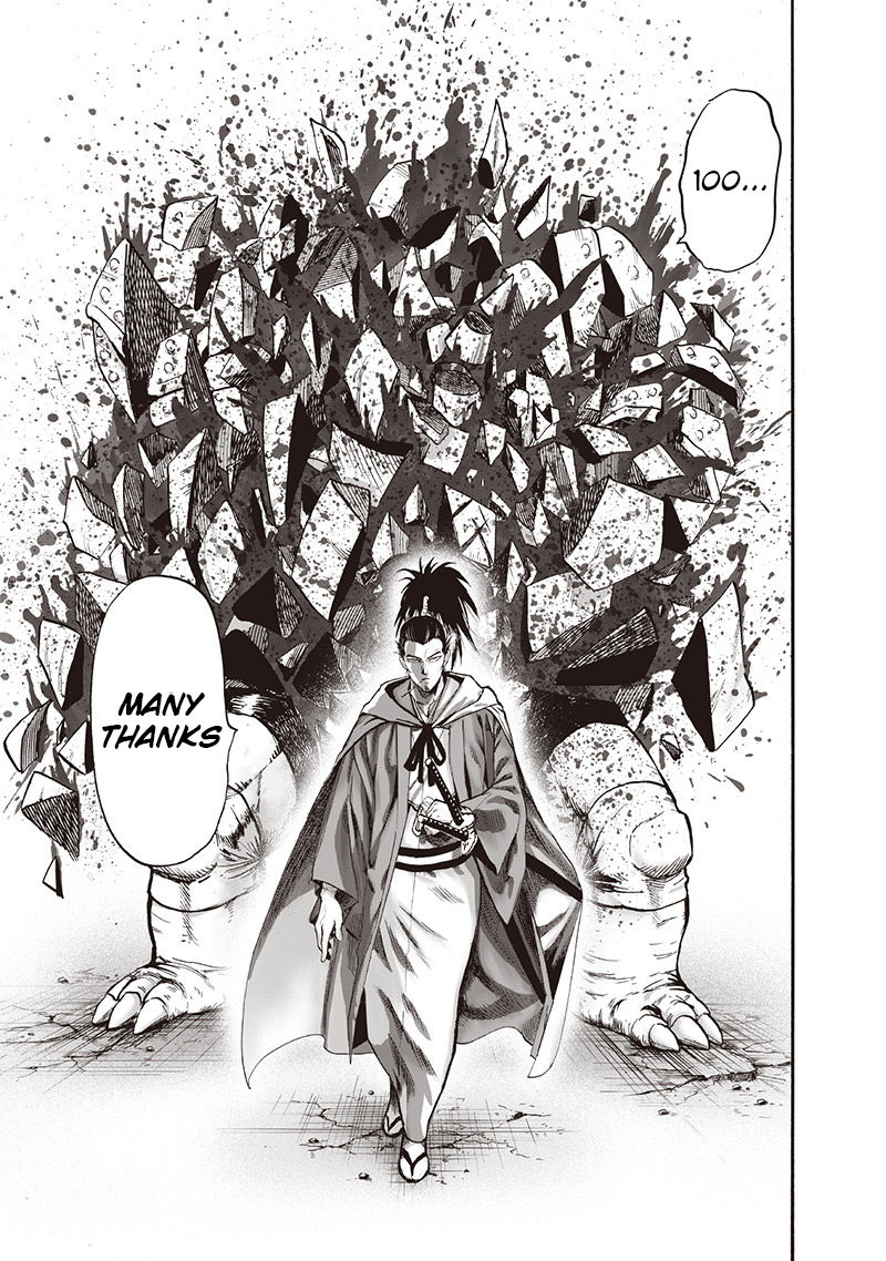 One Punch Man, Chapter Onepunch-Man 94 image 120
