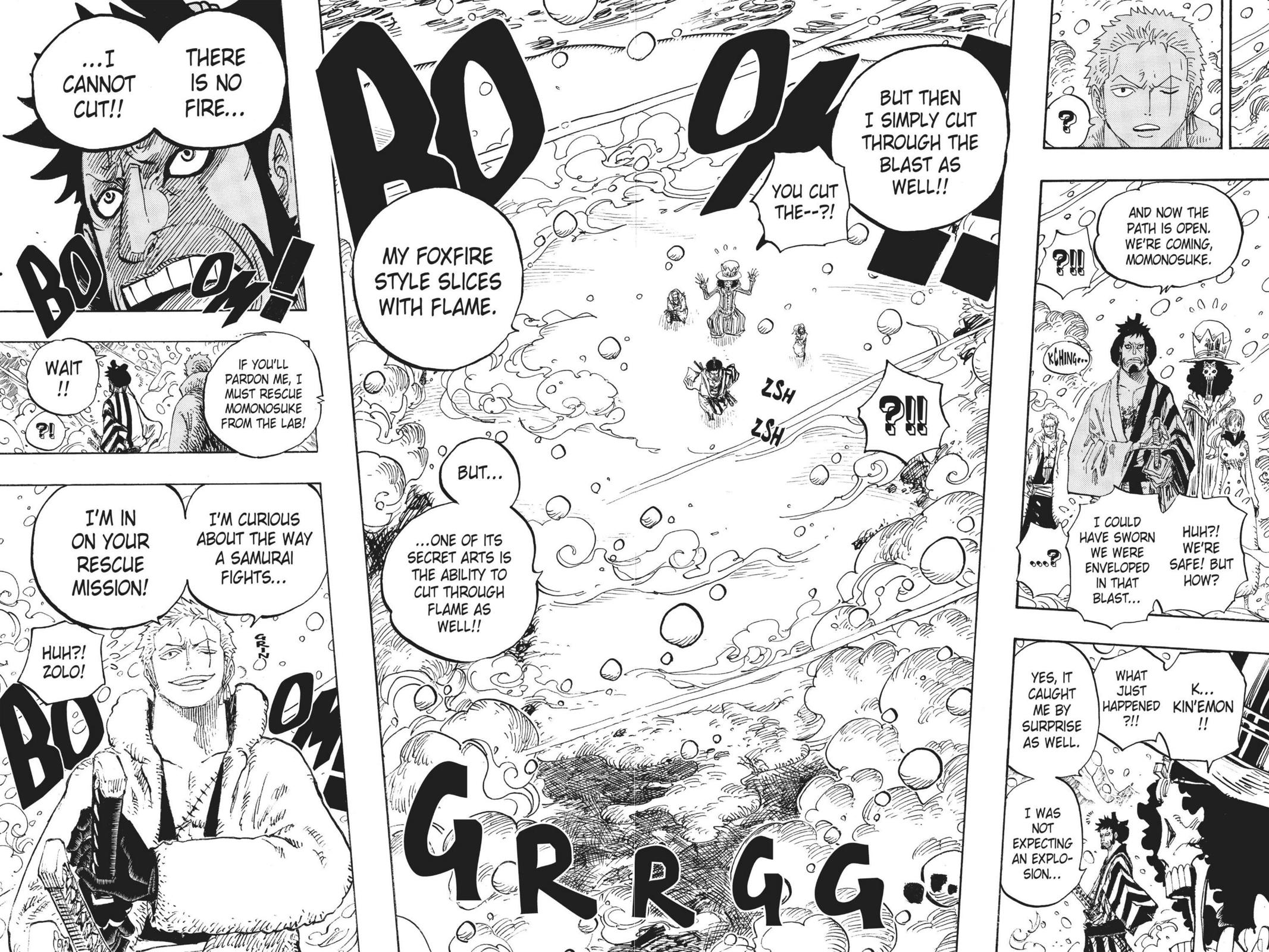 One Piece, Chapter 672 image 018