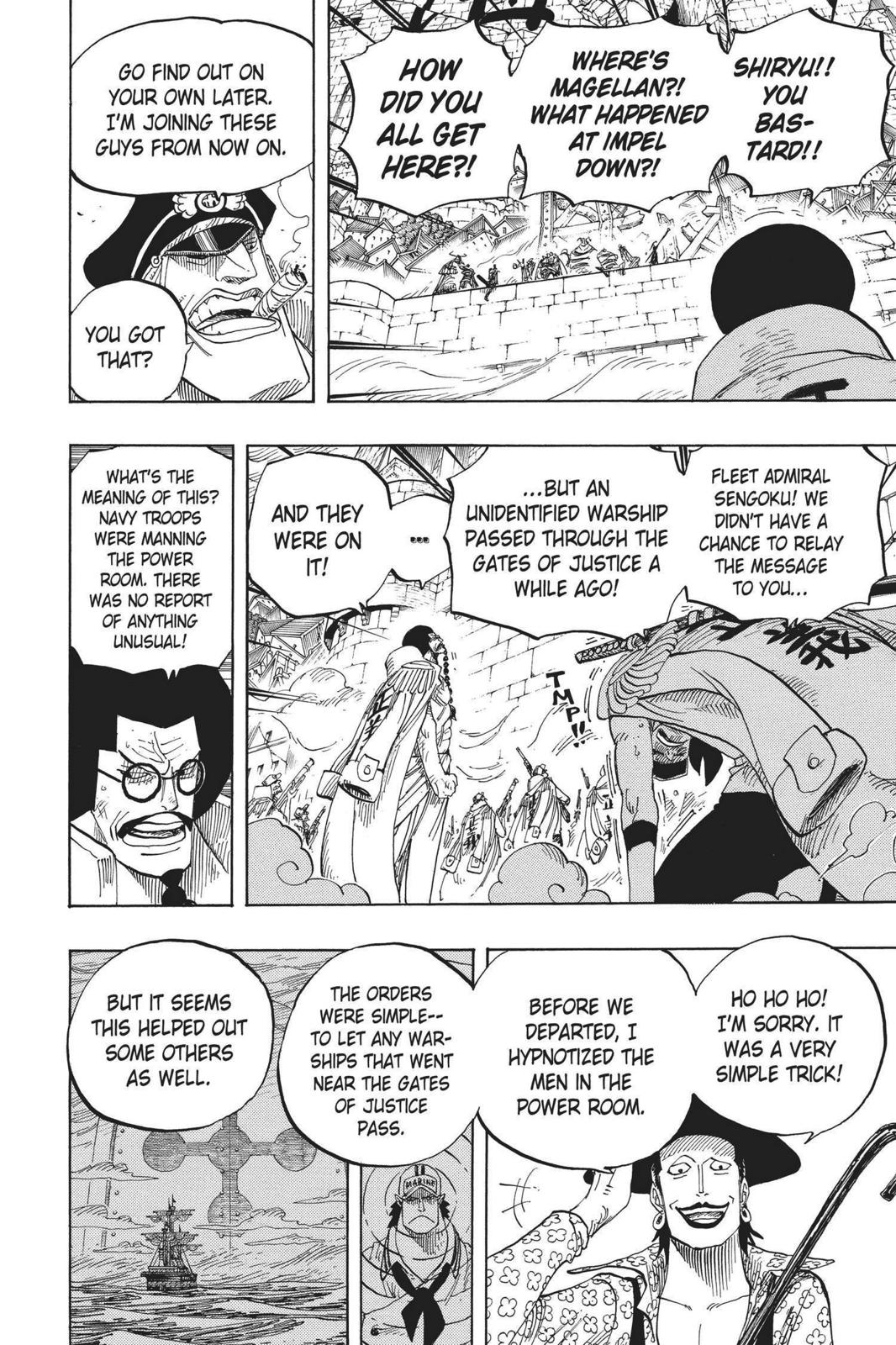 One Piece, Chapter 576 image 004