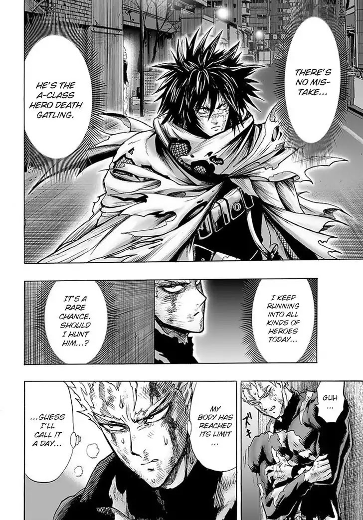 One Punch Man, Chapter Onepunch-Man 79 image 040