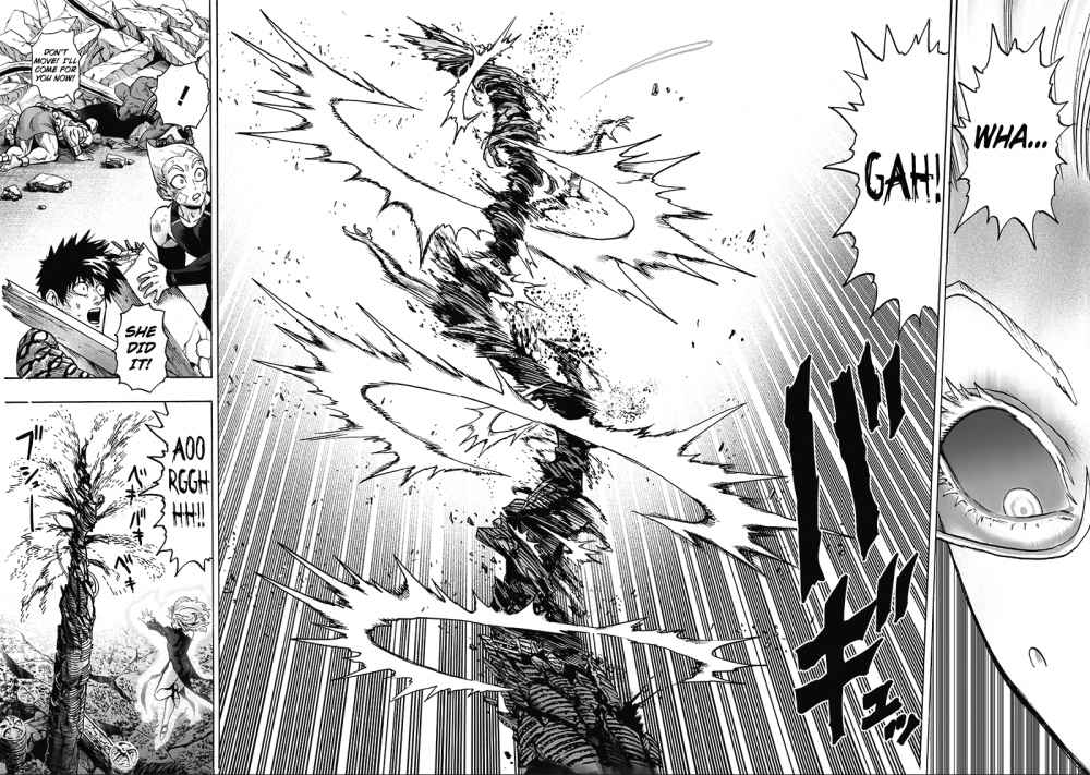 One Punch Man, Chapter 133 image 020
