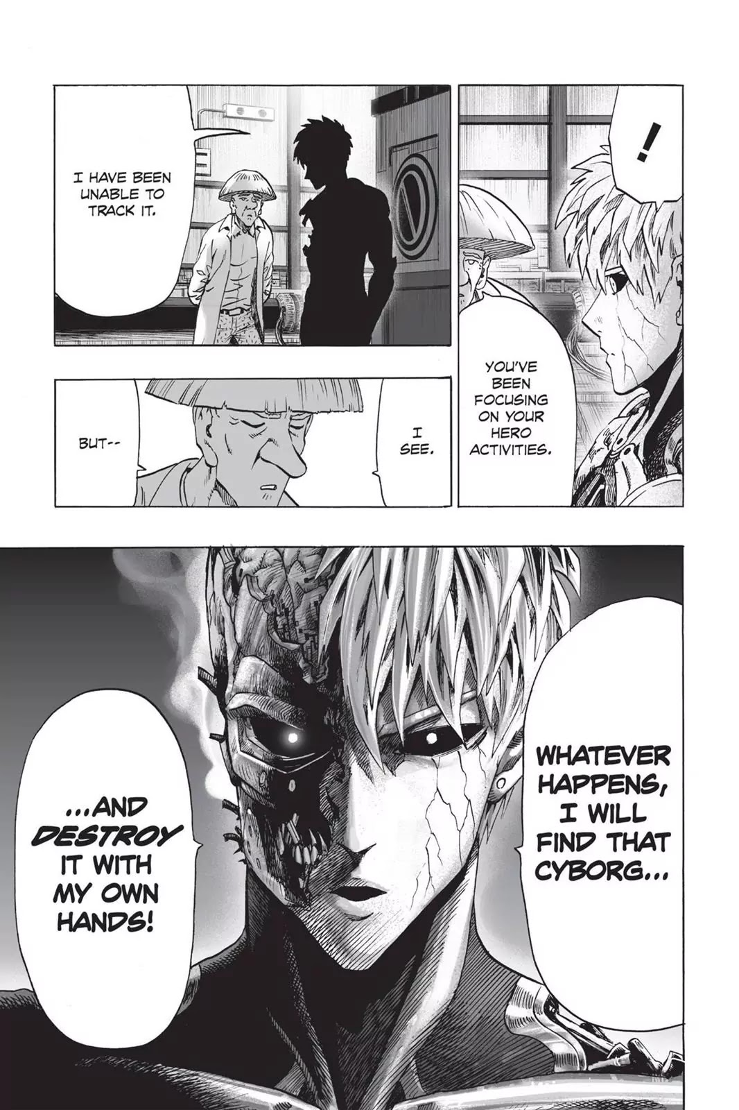 One Punch Man, Chapter Onepunch-Man 40 image 005