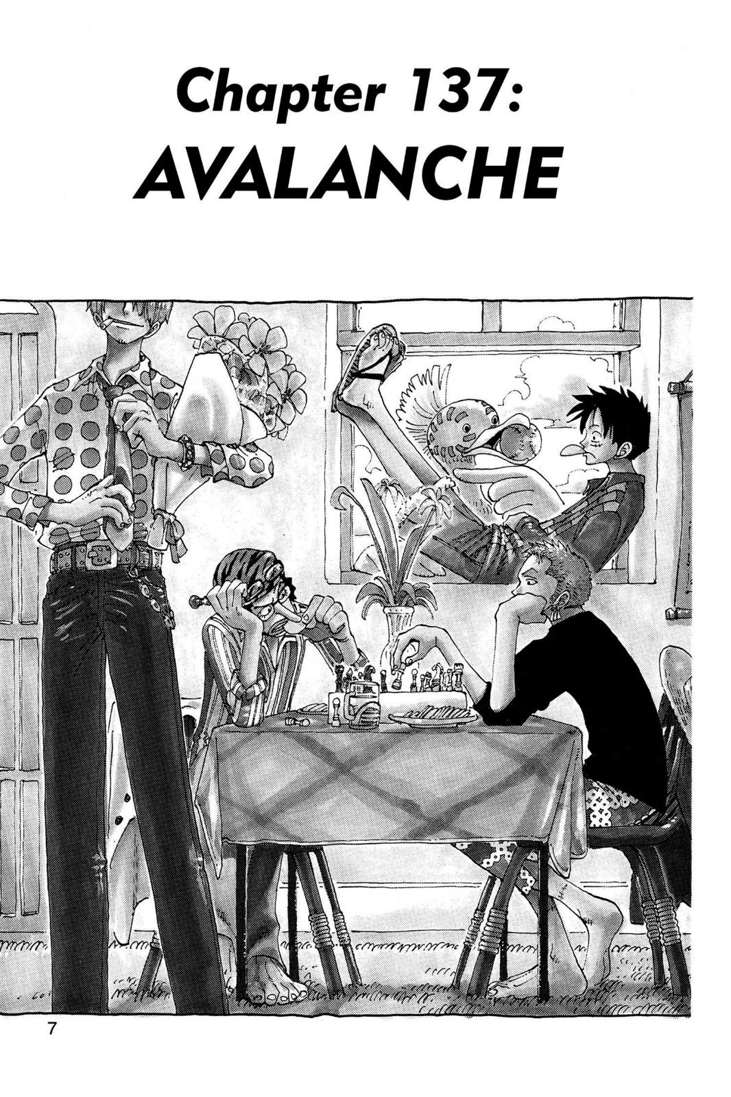 One Piece, Chapter 137 image 007