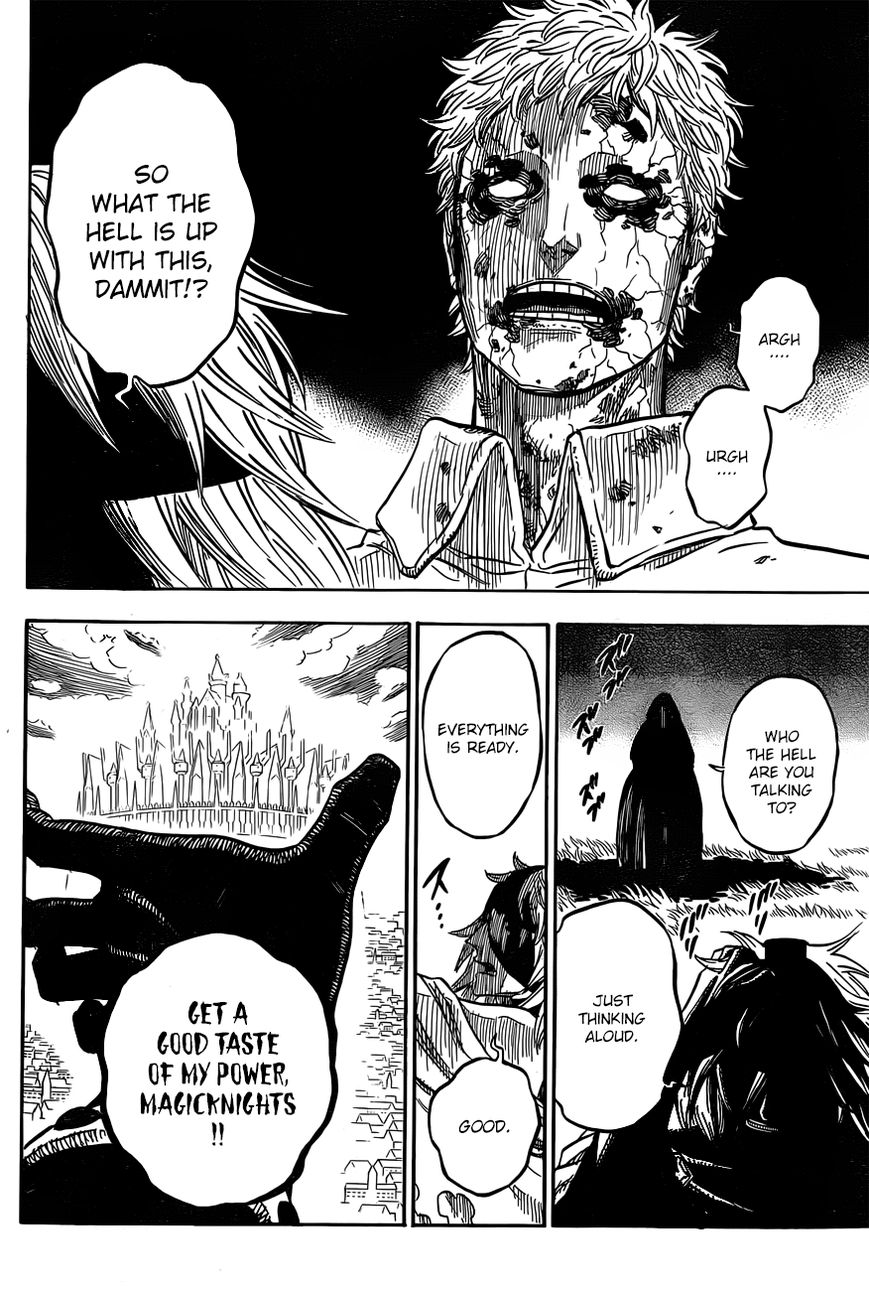 Black Clover, Chapter 24 The Riot At The Castle Town image 006