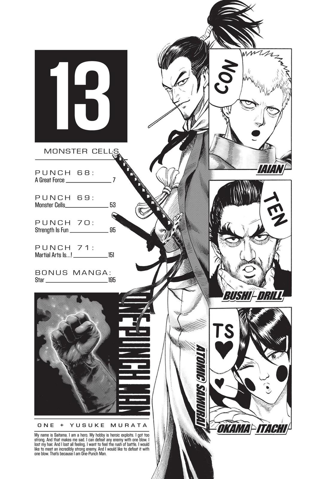 One Punch Man, Chapter Punch 68 image 007