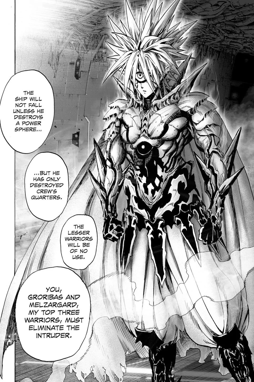 One Punch Man, Chapter Onepunch-Man 32 image 058