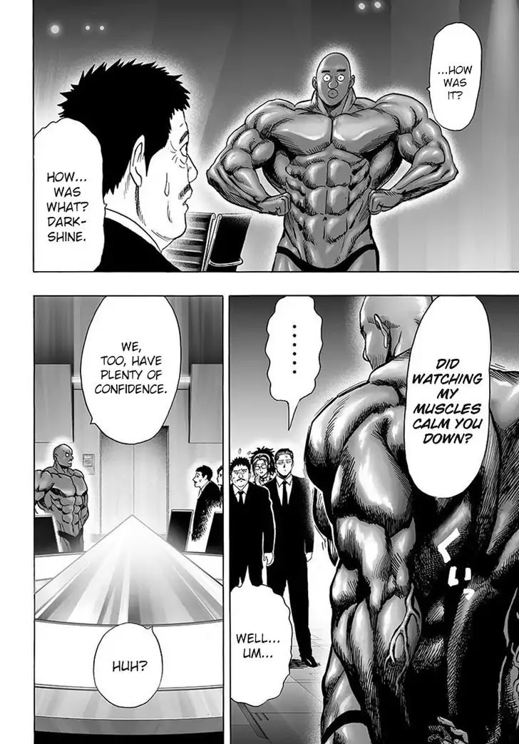 One Punch Man, Chapter Onepunch-Man 79 image 026