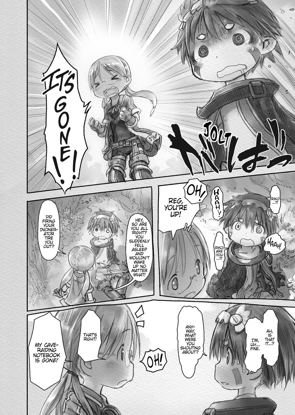 Made In Abyss, Chapter Hello,Abyss 12 image 002