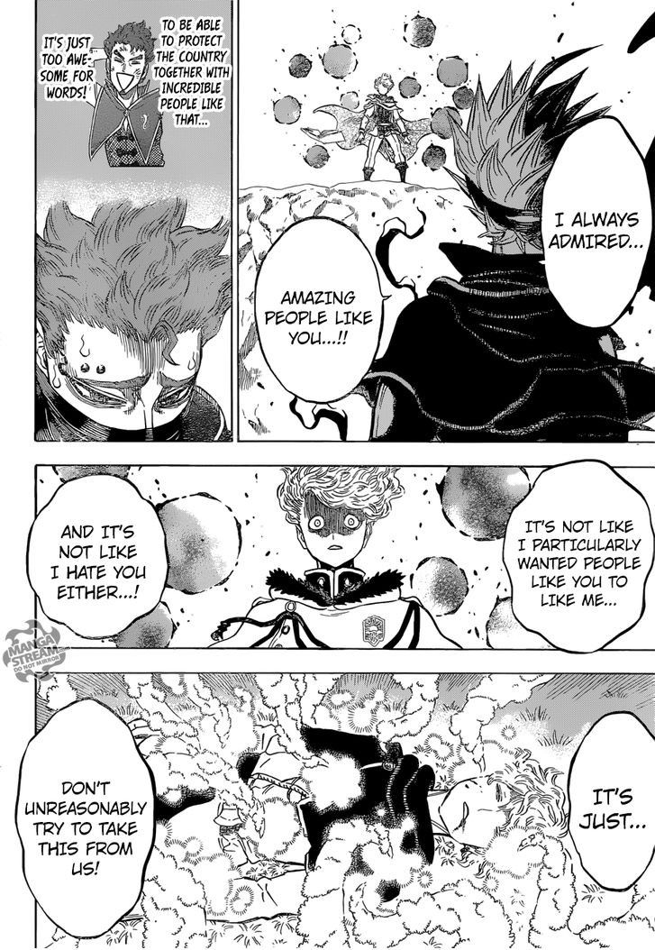 Black Clover, Chapter 130 Sear This Moment Into Your Memory! image 010