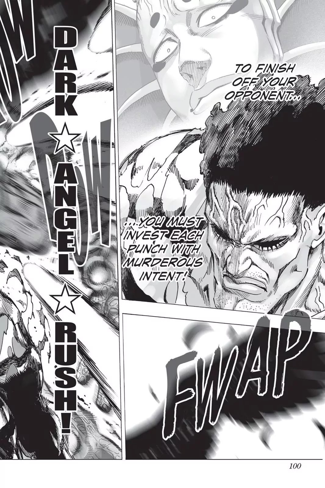One Punch Man, Chapter Onepunch-Man 32 image 044