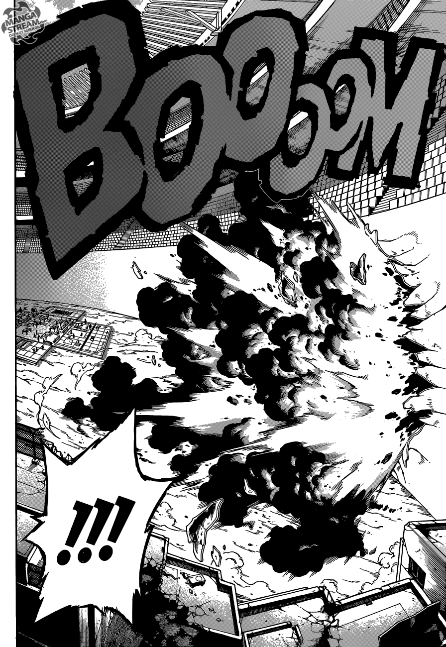 My Hero Academia, Chapter 110 image 014