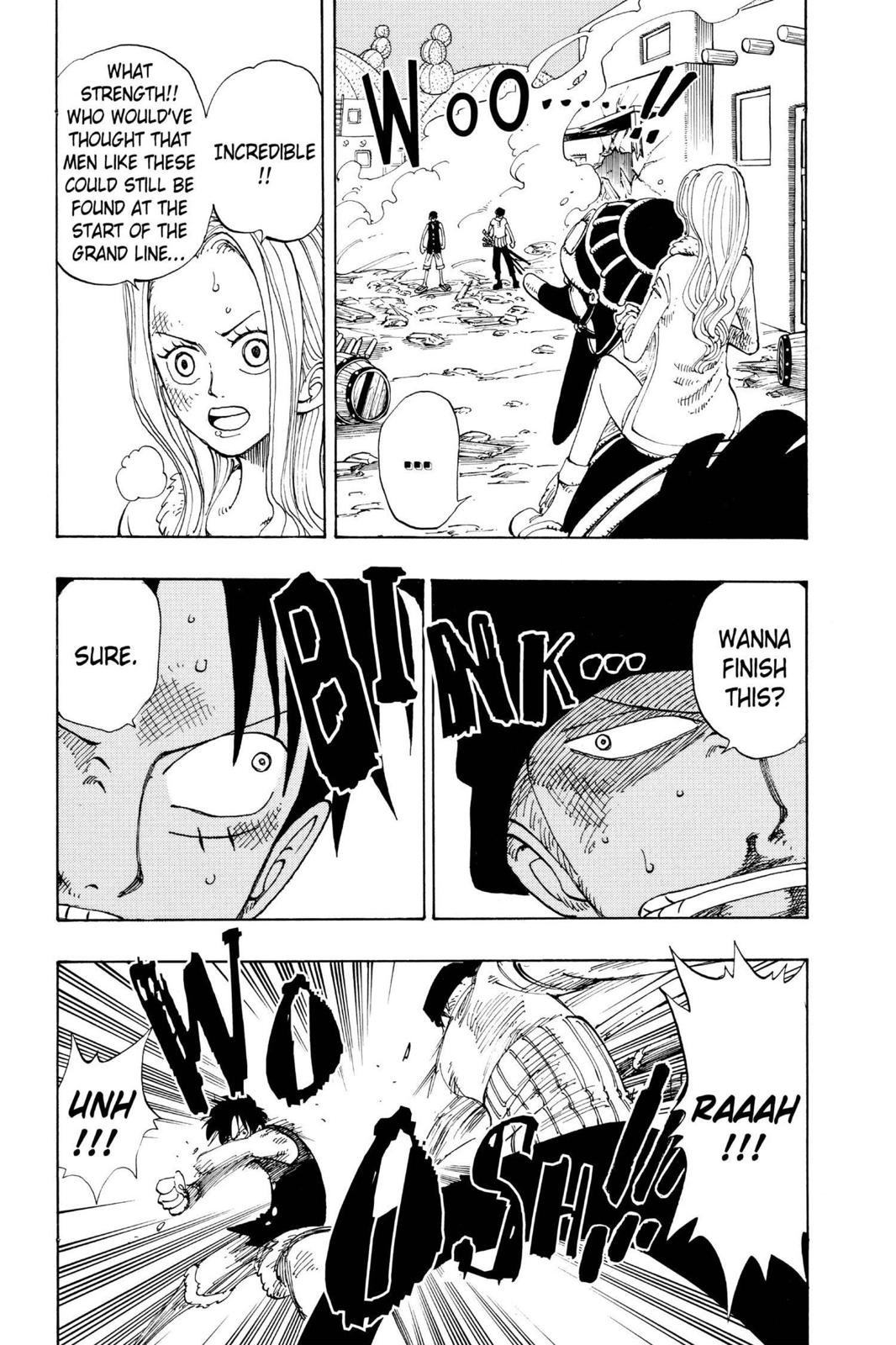 One Piece, Chapter 113 image 003