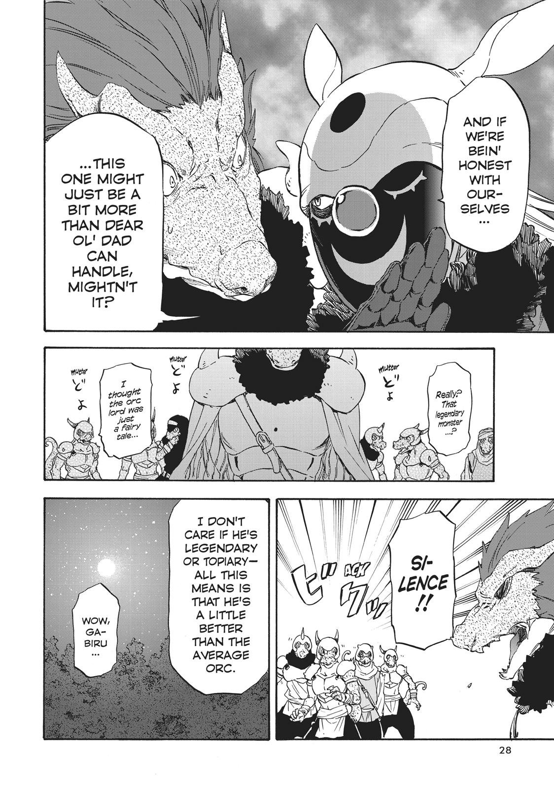 That Time I Got Reincarnated As A Slime, Chapter 18 image 028