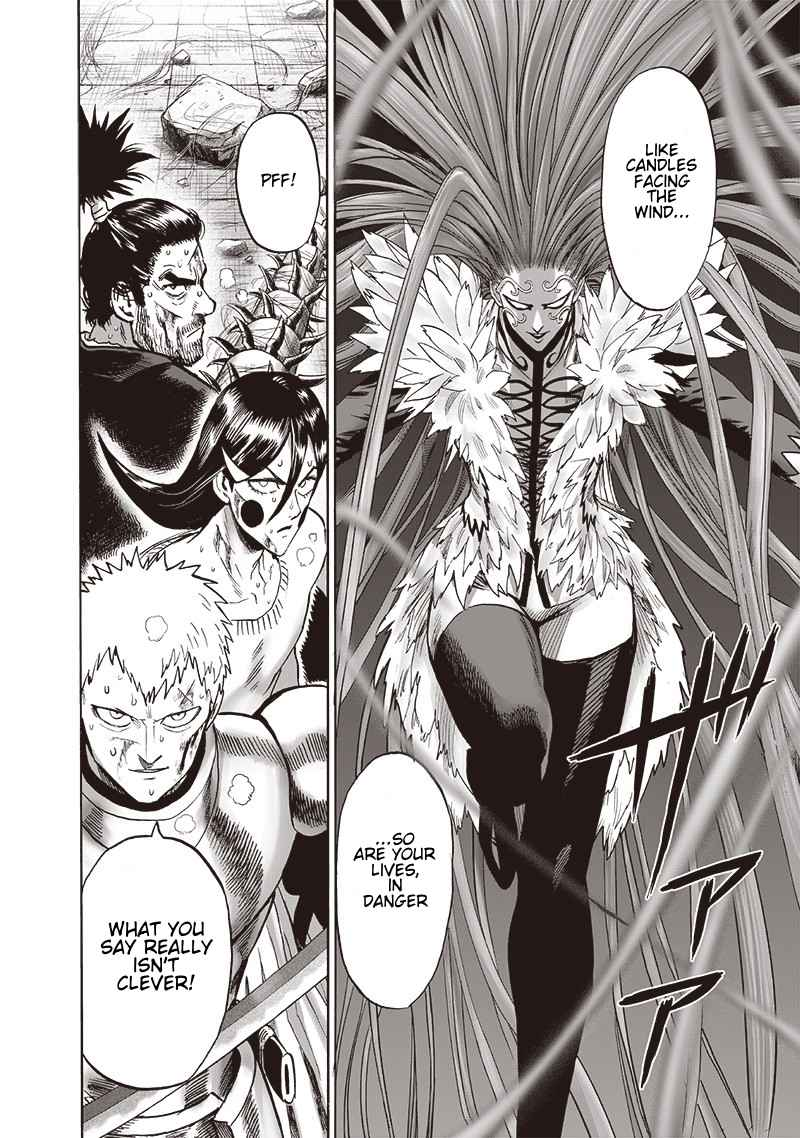One Punch Man, Chapter 104.5 image 032