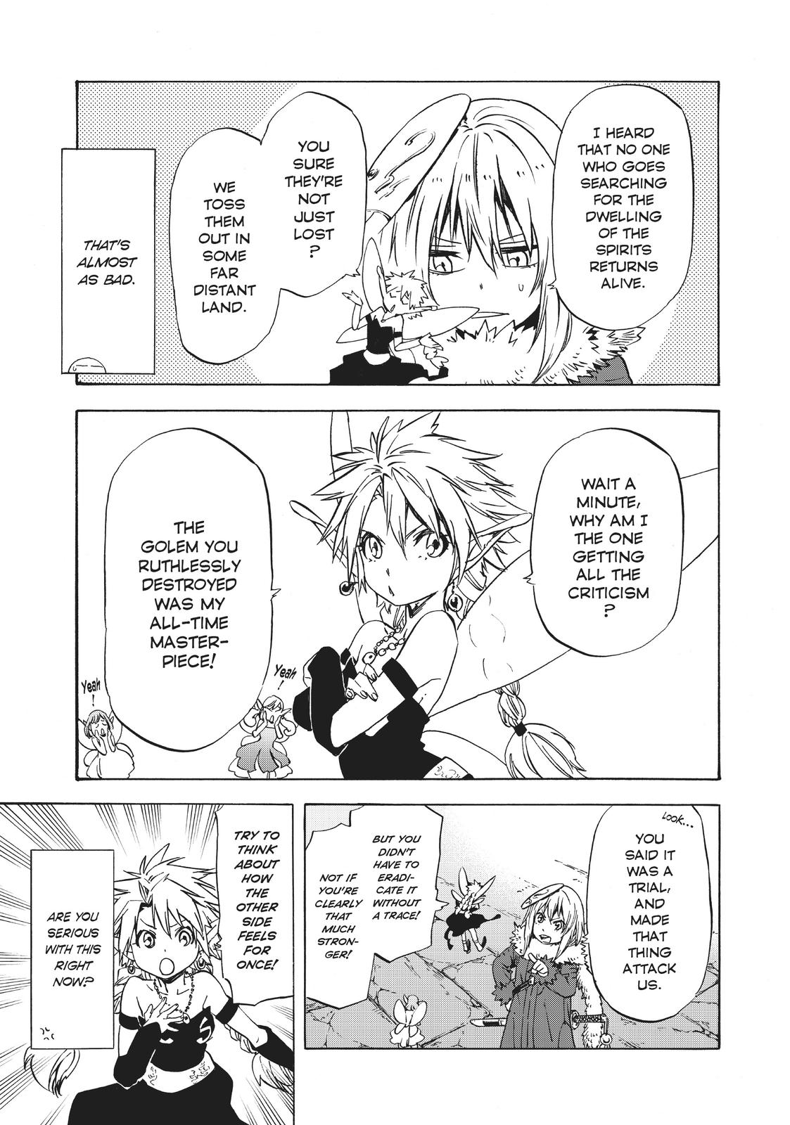 That Time I Got Reincarnated As A Slime, Chapter 51 image 015