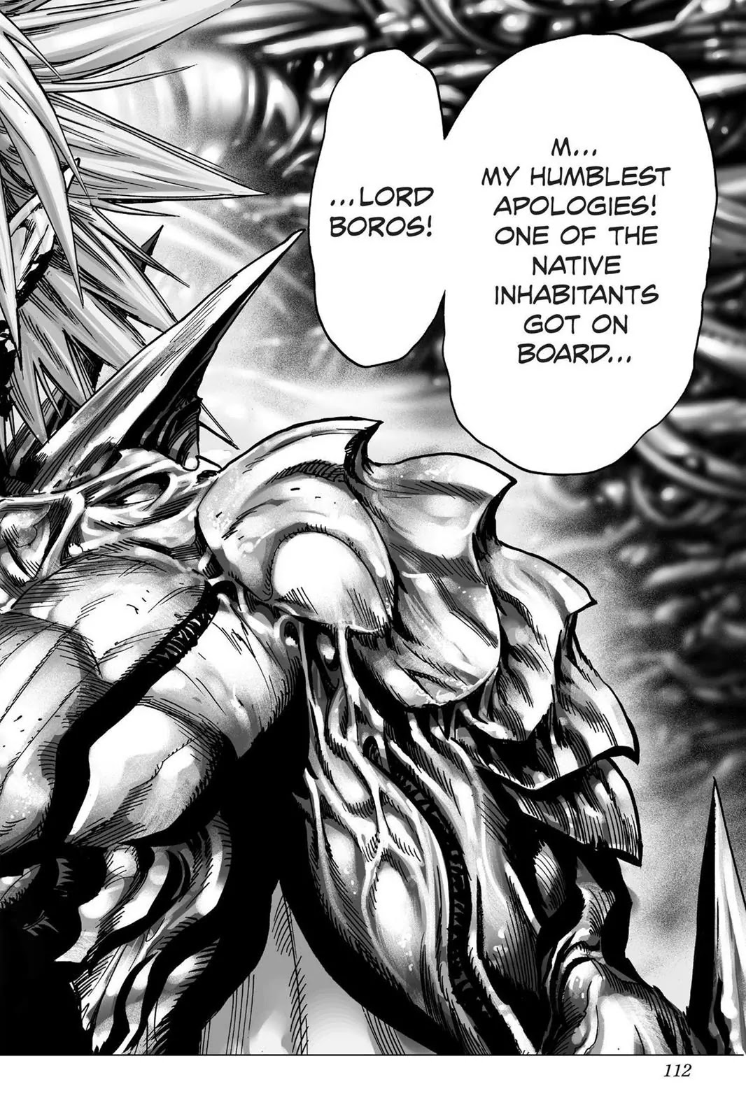 One Punch Man, Chapter Onepunch-Man 32 image 056