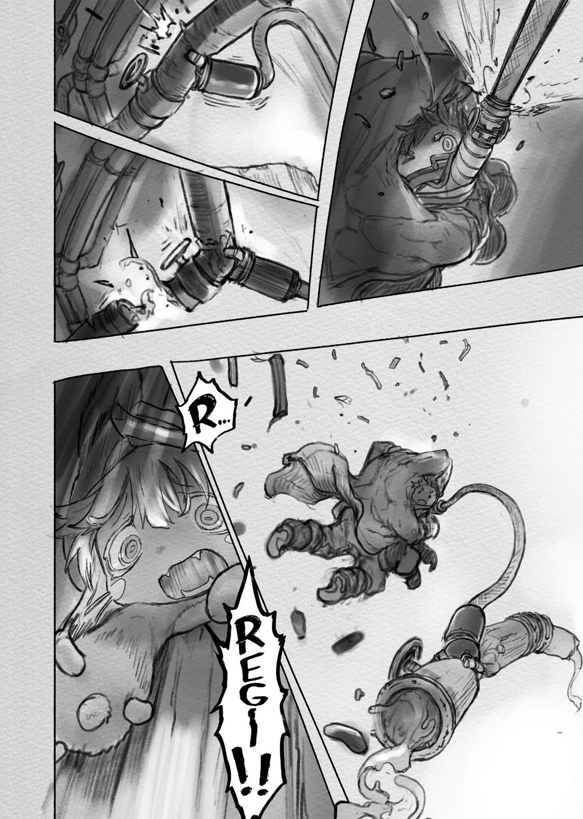 Made In Abyss, Chapter Hello,Abyss 35 image 019
