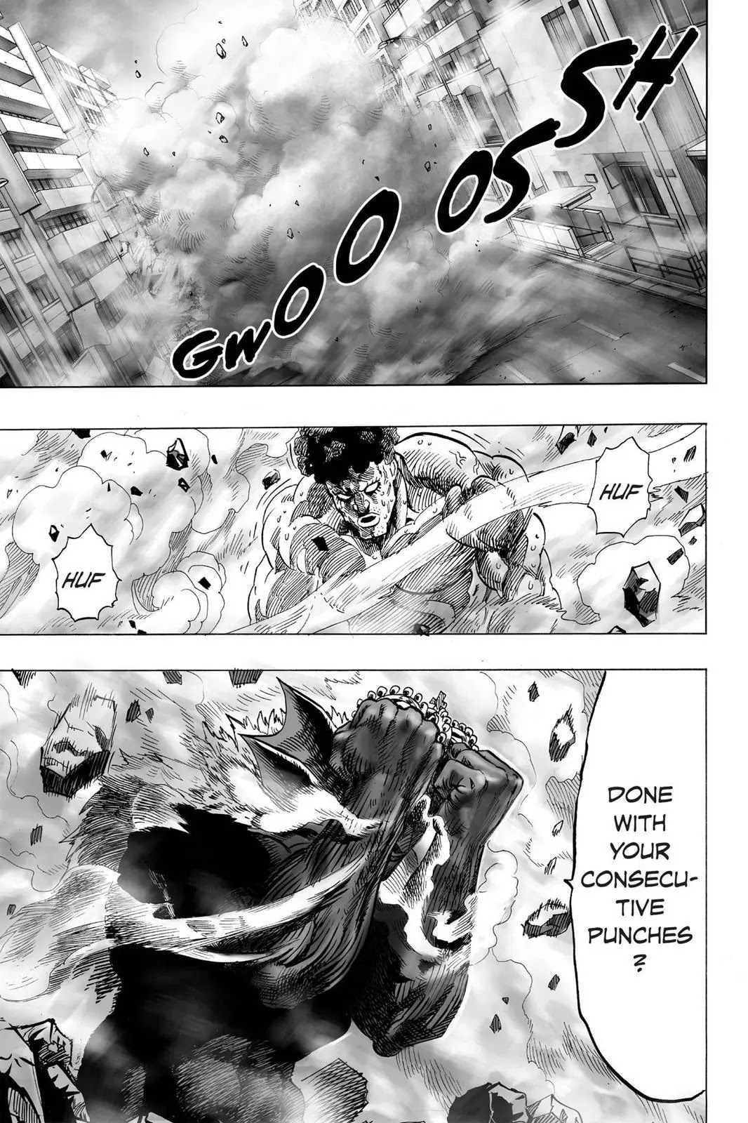 One Punch Man, Chapter Onepunch-Man 25 image 028