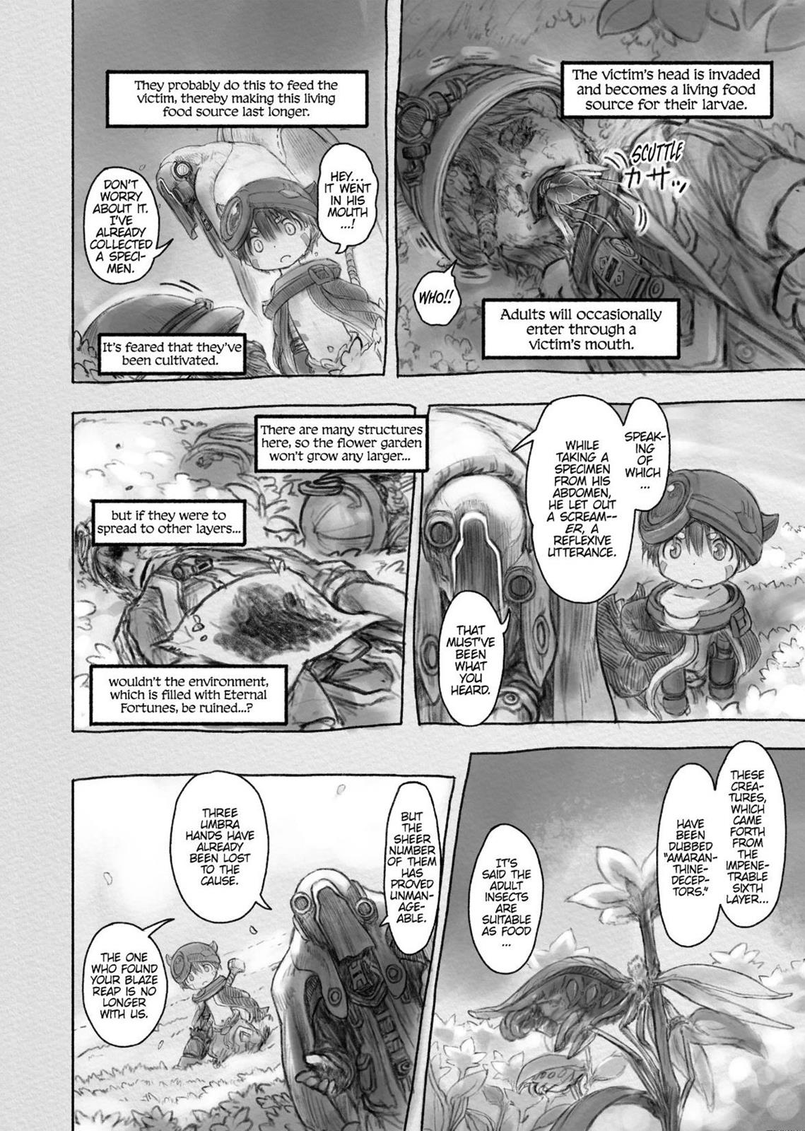 Made In Abyss, Chapter Hello,Abyss 27 image 010