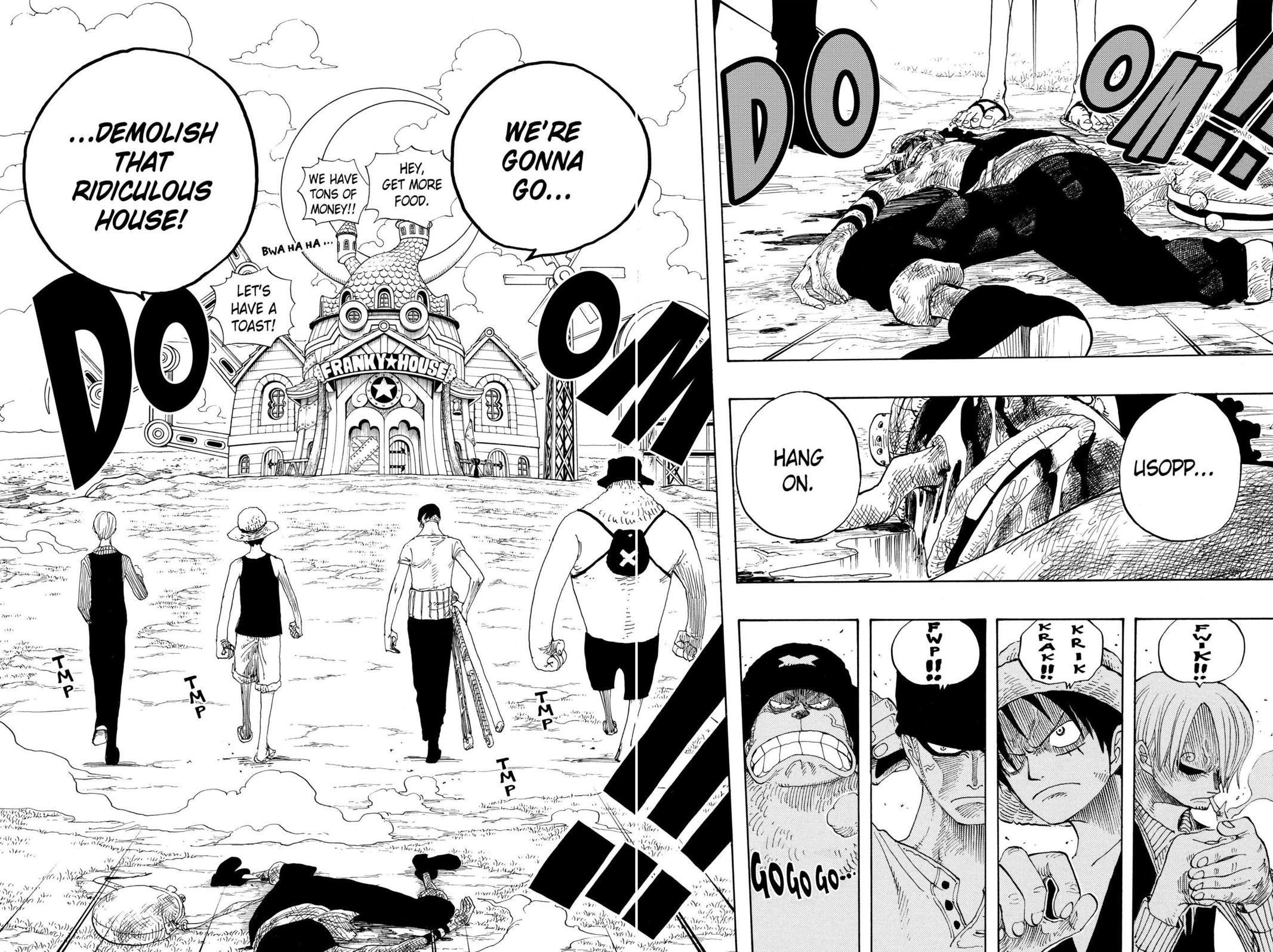 One Piece, Chapter 329 image 018