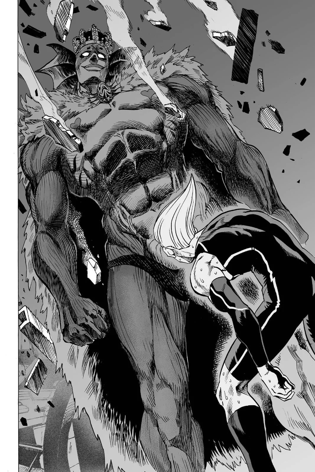 One Punch Man, Chapter Onepunch-Man 24 image 014