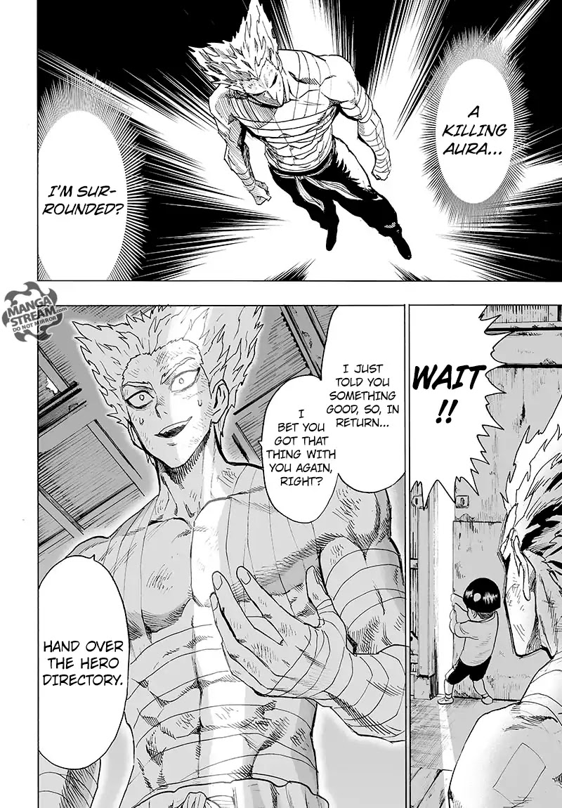 One Punch Man, Chapter Onepunch-Man 80 image 034