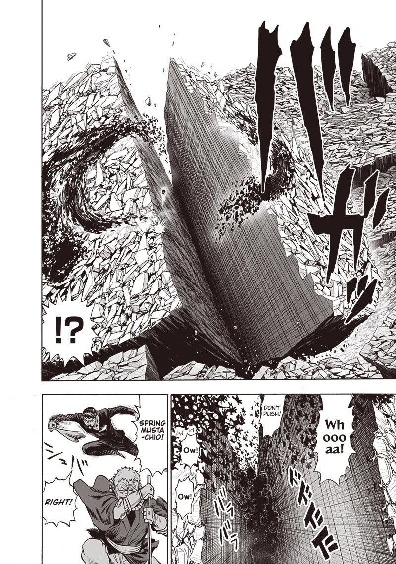 One Punch Man, Chapter 146 image 015