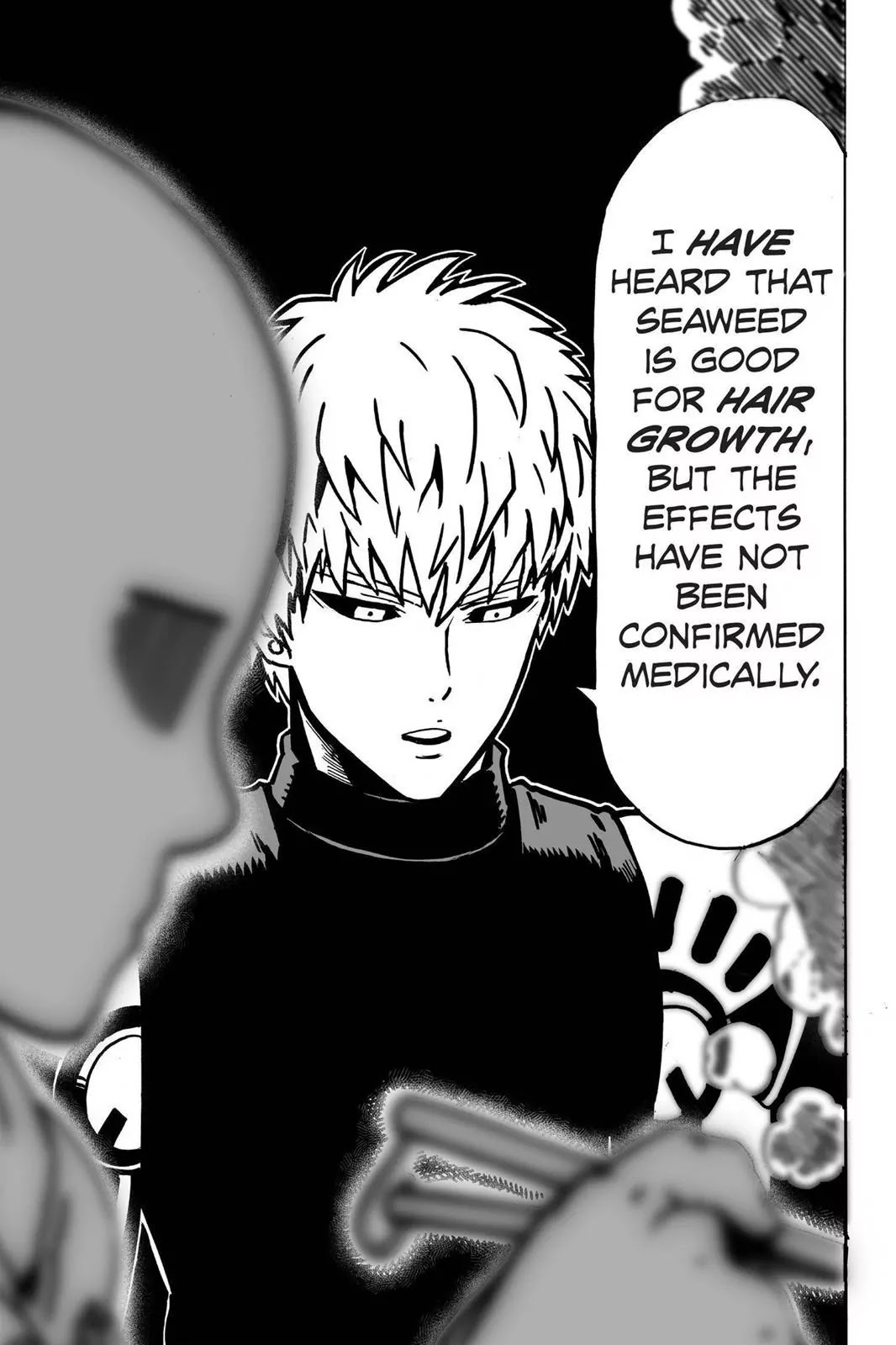 One Punch Man, Chapter Onepunch-Man 20 image 039
