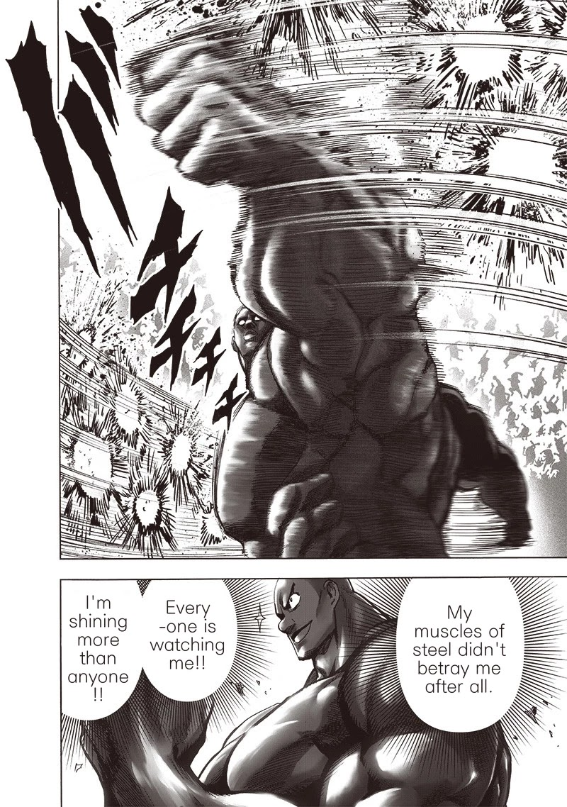 One Punch Man, Chapter 146 image 007
