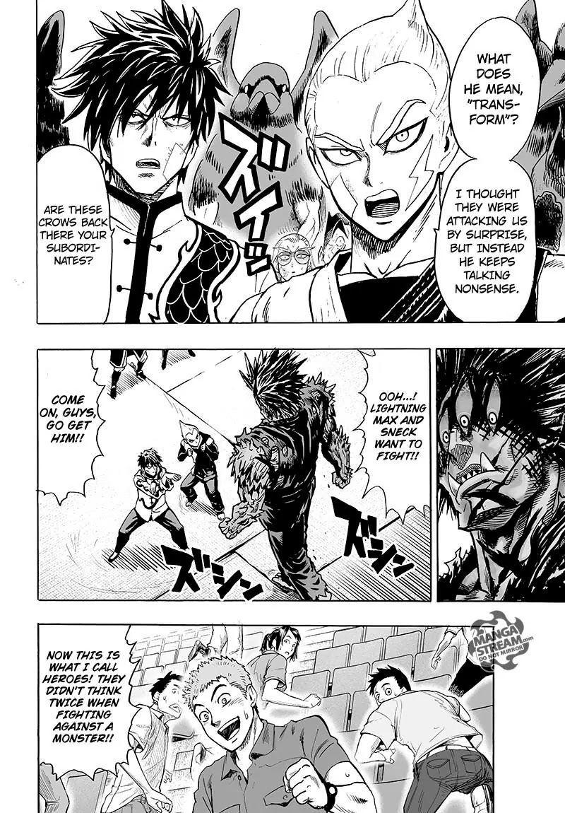 One Punch Man, Chapter Onepunch-Man 72.1 image 005