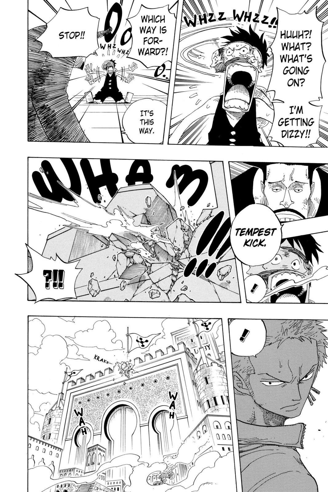 One Piece, Chapter 385 image 012