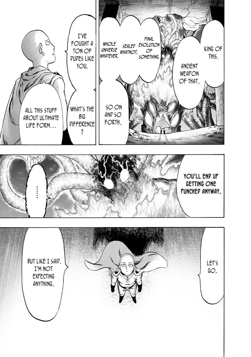 One Punch Man, Chapter Onepunch-Man 108 image 017