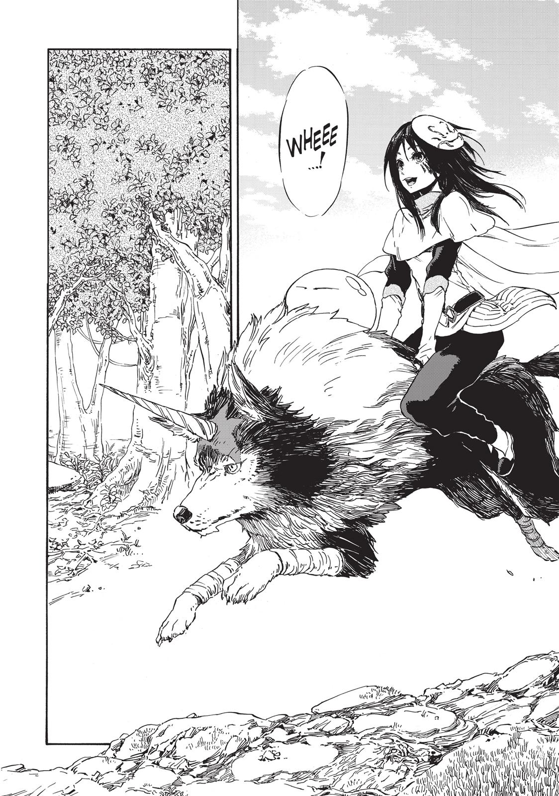 That Time I Got Reincarnated As A Slime, Chapter 9 image 010