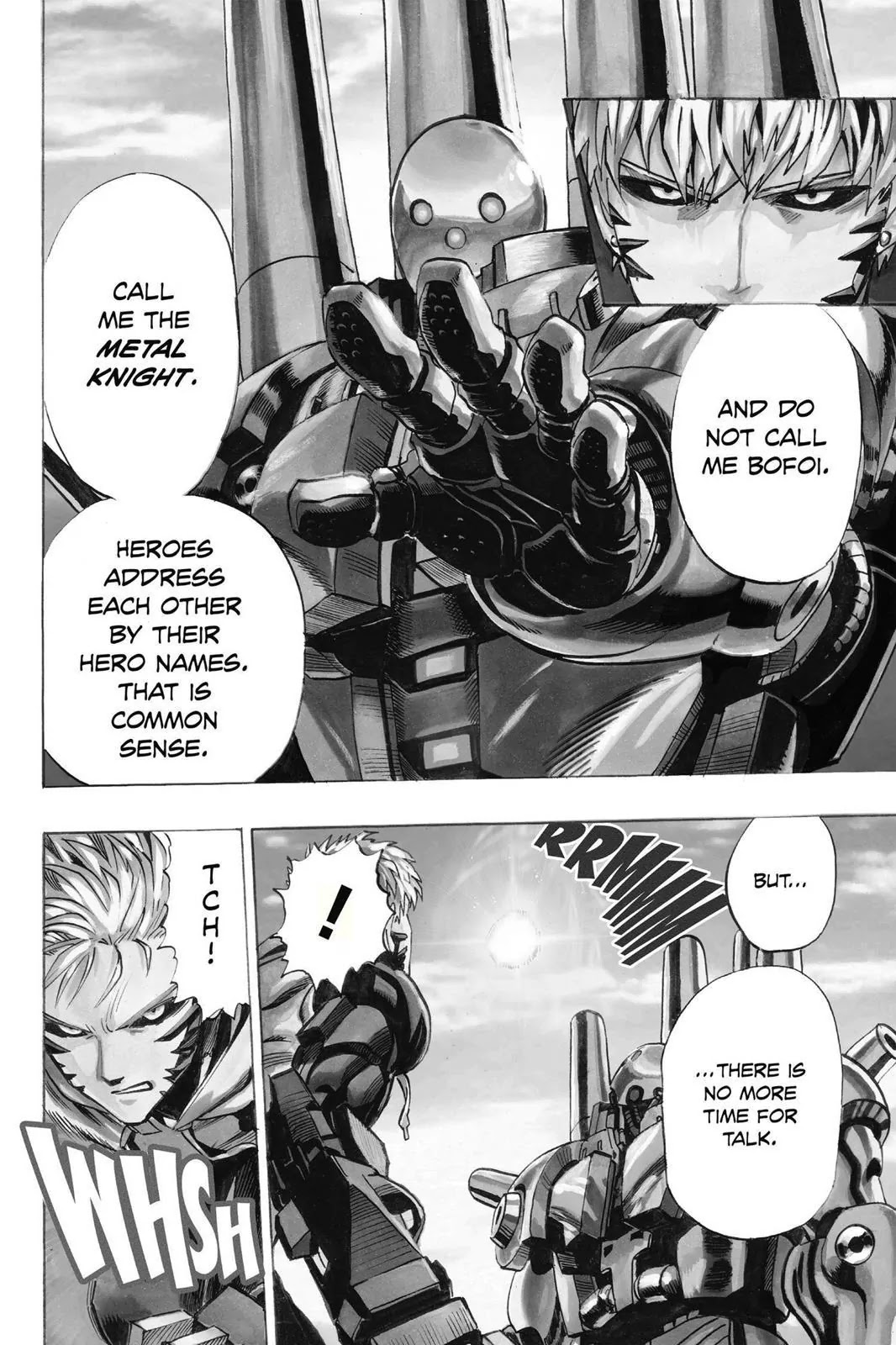 One Punch Man, Chapter Onepunch-Man 21 image 041