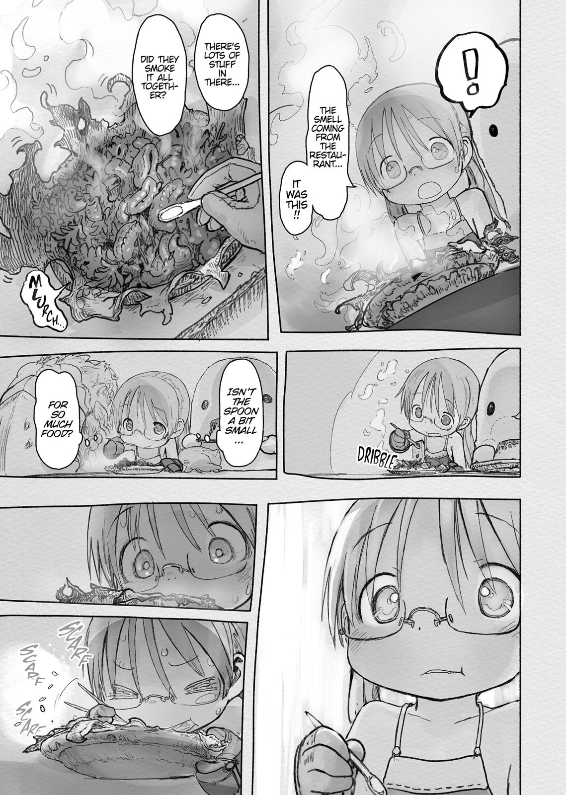 Made In Abyss, Chapter Hello,Abyss 44 image 011