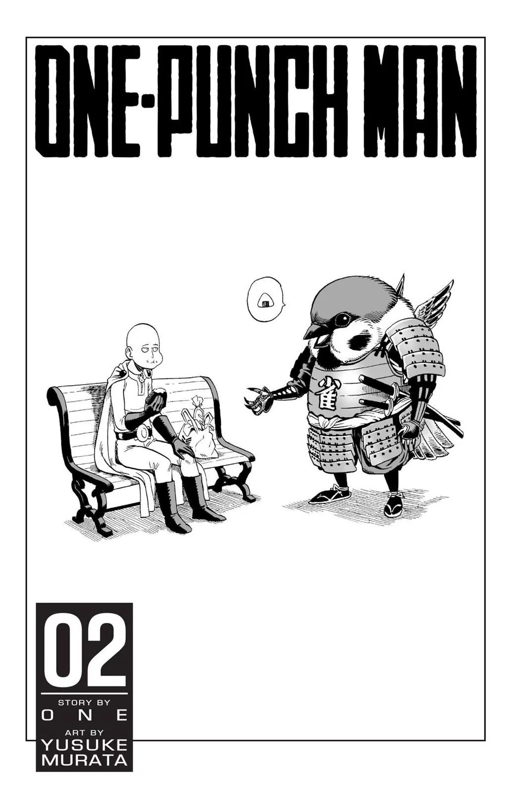One Punch Man, Chapter Onepunch-Man 9 image 004