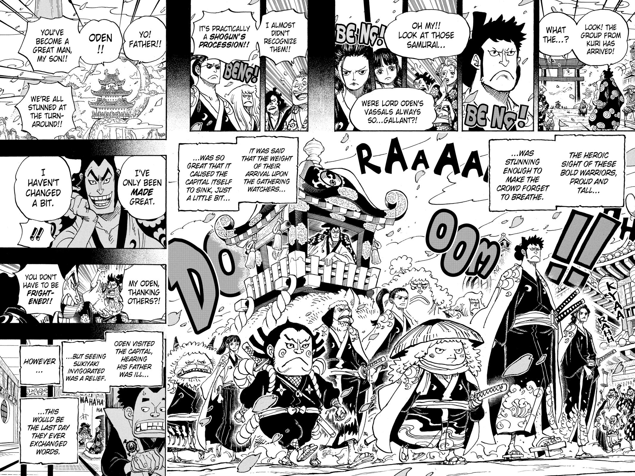 One Piece, Chapter 963 image 012