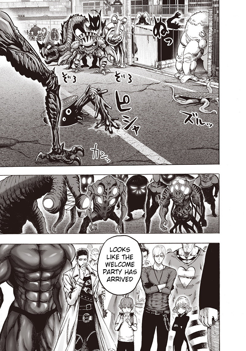 One Punch Man, Chapter Onepunch-Man 94 image 007