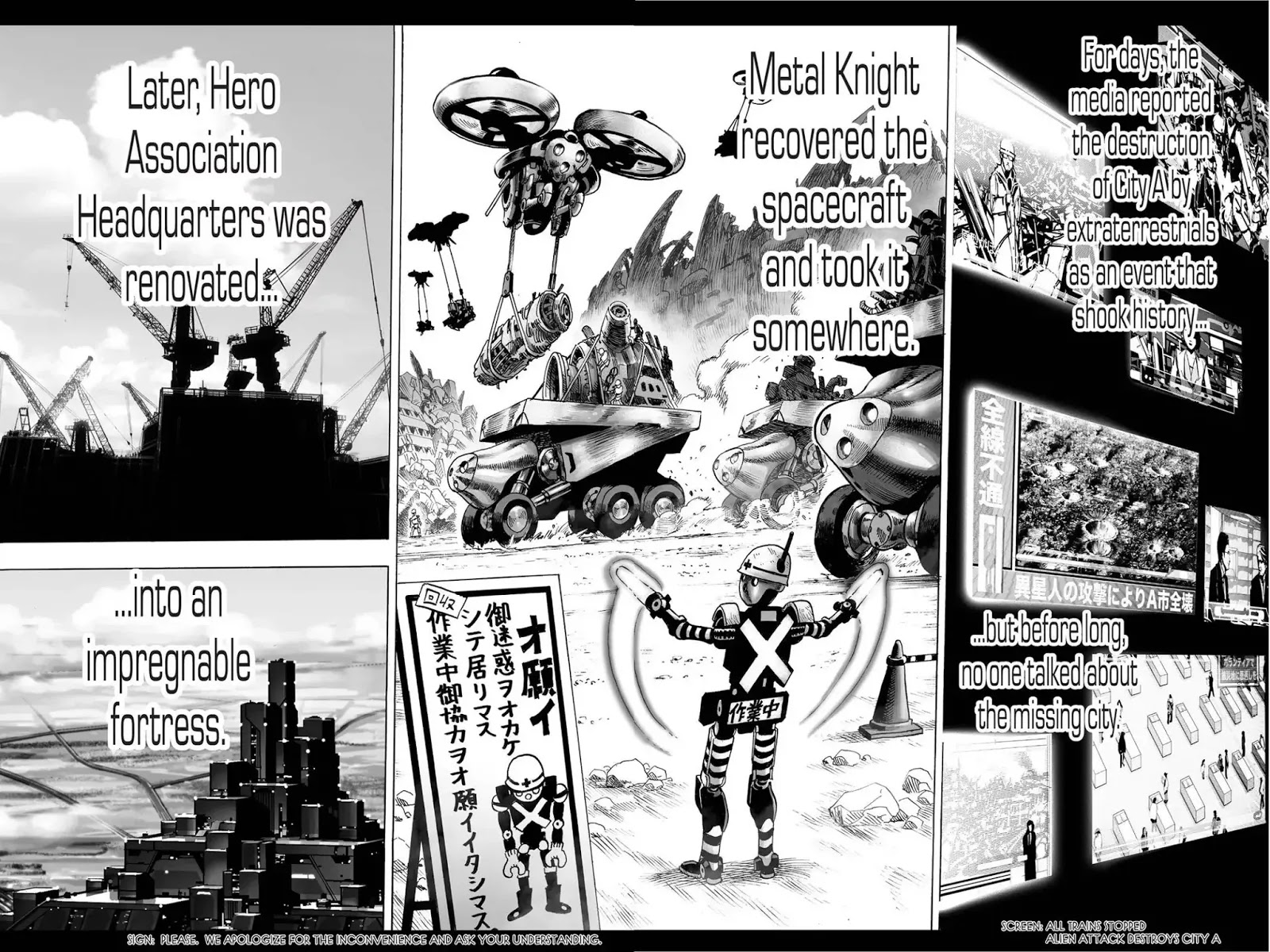 One Punch Man, Chapter Onepunch-Man 37 image 030