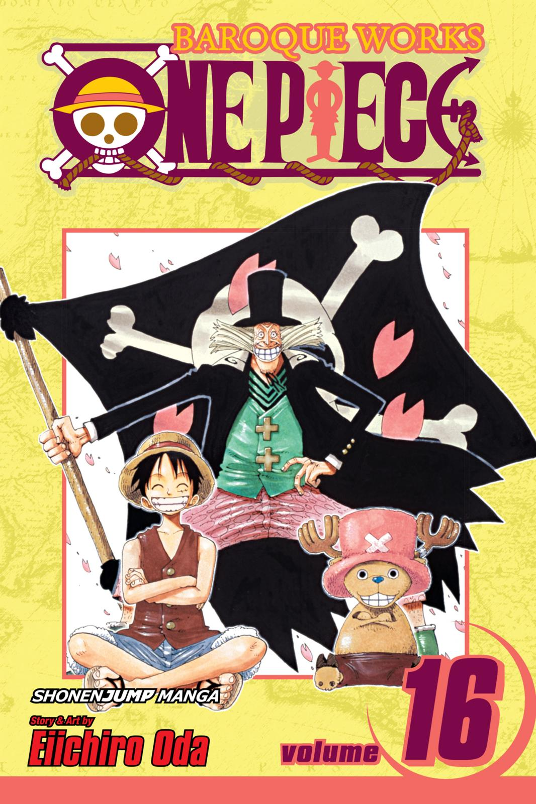 One Piece, Chapter 137 image 001
