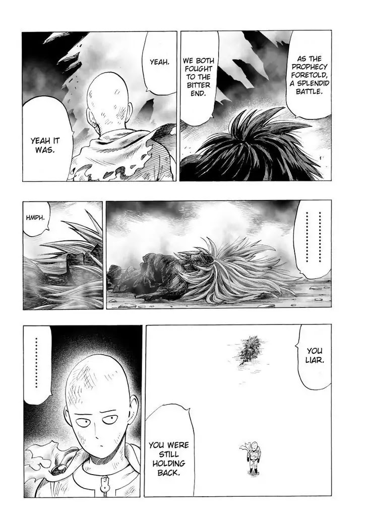 One Punch Man, Chapter Onepunch-Man 36 image 050