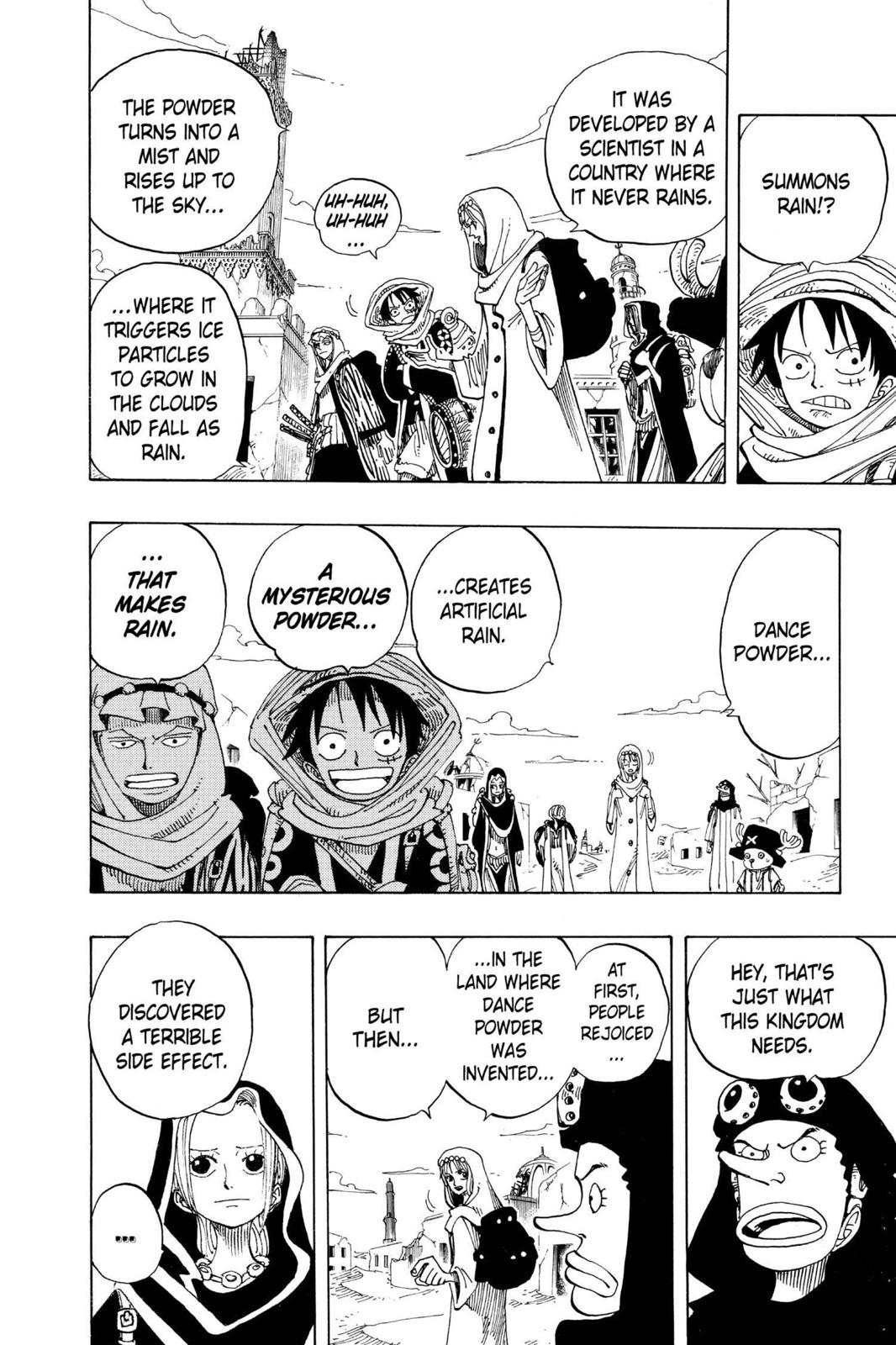 One Piece, Chapter 161 image 013