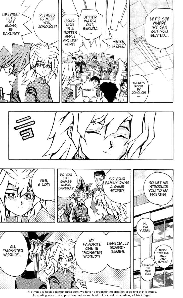 Yu Gi Oh, Chapter Vol.06 Ch.050 - The Milennium Enemy (Part 1) image 003